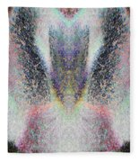Radiant Seraphim Fleece Blanket