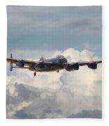 Raf Lancaster Fleece Blanket