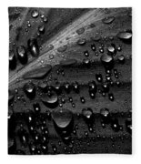 Rain Fleece Blanket