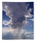 Rain Cloud Fleece Blanket