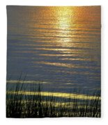 Rainbow Waters Fleece Blanket