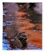 Raindrops 29412 Fleece Blanket