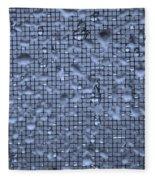 Raindrops On Window IIi Fleece Blanket