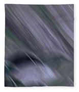 Rainy By Jrr Fleece Blanket