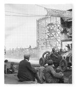 Ralph Edward Beardsley (1891-1920) Fleece Blanket