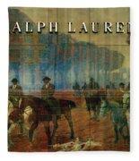 Ralph Lauren Fleece Blanket