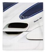 Ram Air Pontiac Fleece Blanket