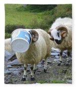Ram Tough Fleece Blanket