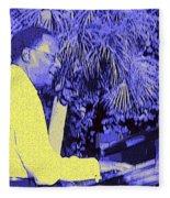Ramsey Lewis Concert 2007 Fleece Blanket