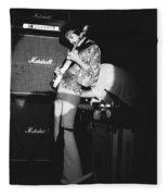 Randy Hansen 1978 Fleece Blanket