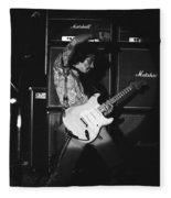 Randy Hansen Playing For Jimi 1978 Fleece Blanket