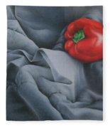Rather Red Fleece Blanket