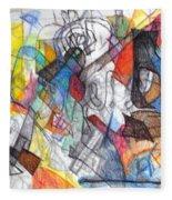 tribute to the Ramchal   Fleece Blanket