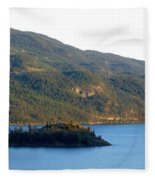 Rattlesnake Point Fleece Blanket