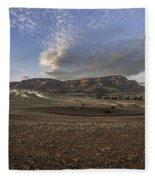 Rawnsley Bluff Fleece Blanket