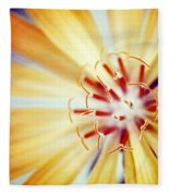 Rays Of Joy - S01-21at1c Fleece Blanket