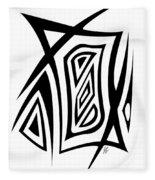 Razer Blade Fleece Blanket