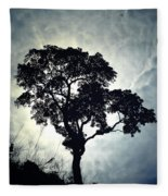 Reach For The Sky .. Fleece Blanket
