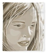 Rebecca Fleece Blanket