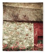Red Barn Enhanced Fleece Blanket