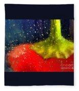 Red Pepper Fleece Blanket