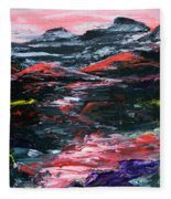 Red River Valley Fleece Blanket