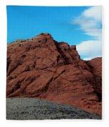 Red Rock Fleece Blanket