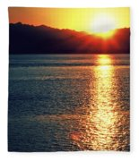 Red Sea Gold Fleece Blanket