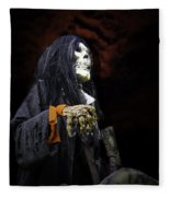 Red Skys At Night Pirates Delight Fleece Blanket