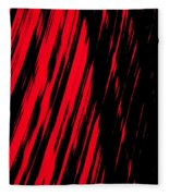 Red Storm Fleece Blanket