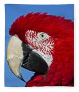 Red White And Blue... Fleece Blanket