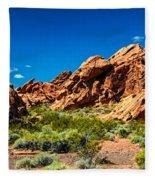 Redstone Picnic Area Fleece Blanket