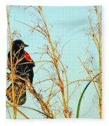 Redwing Lacassine  Fleece Blanket