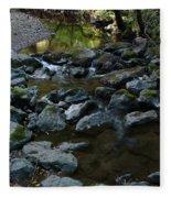 Redwood Creek Fleece Blanket