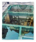 Reflected Cathedral Fleece Blanket