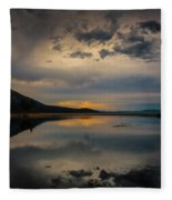 Reflecting Fleece Blanket