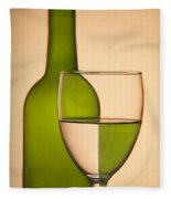 Reflections And Refractions Fleece Blanket