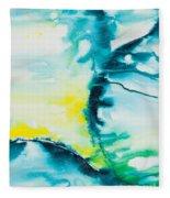 Reflections Of The Universe No. 2025 Fleece Blanket