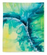 Reflections Of The Universe No. 2026 Fleece Blanket