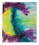 Reflections Of The Universe No. 2146 Fleece Blanket