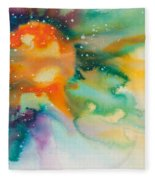 Reflections Of The Universe No. 2148 Fleece Blanket