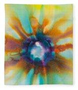 Reflections Of The Universe No. 2149 Fleece Blanket