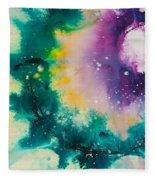 Reflections Of The Universe No. 2152 Fleece Blanket