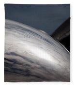 Reflective Power Fleece Blanket