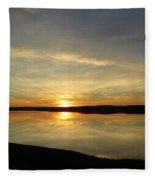 Reflector-set Fleece Blanket