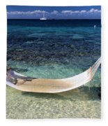 Relaxation Fleece Blanket