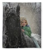 Remme And Rory Fleece Blanket