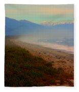 Remote Fleece Blanket