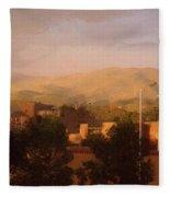 Renaissance Santa Fe Fleece Blanket