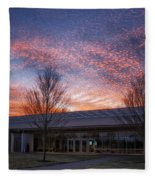 Renzo Piano Pavilion Fleece Blanket